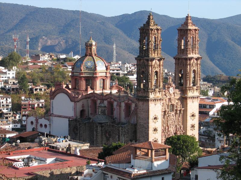 Cuernavaca And Taxco
