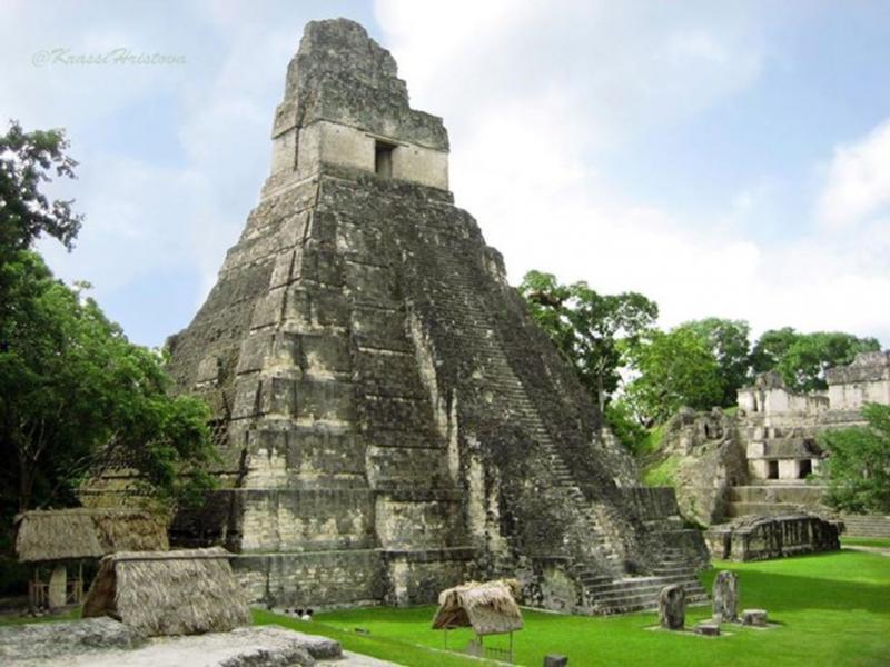 The Mexico-chiapas-cancun Tour