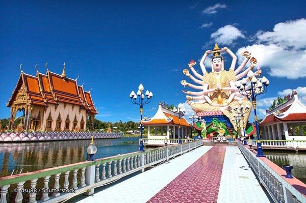 Koh Samui & Bangkok Tour