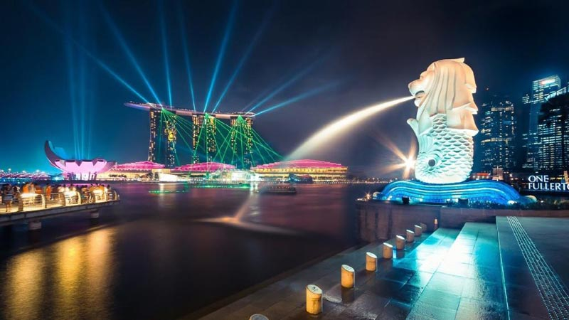 Singapore Hongkong Macau Tour