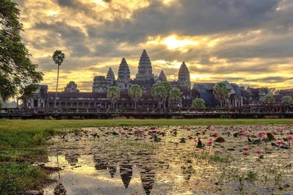 Vietnam-Cambodia Tour