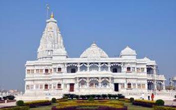 Mathura Vrindavan Agra Tour Package