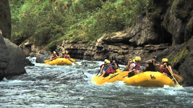 Bingei River Rafting Tour