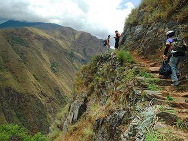 Inca Trail 2 Days Tour