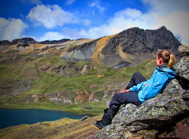 Ausangate Trek - Rainbow Mountain 5d/4n Tour