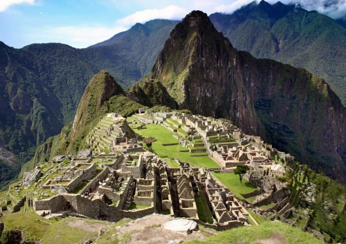 In The Footsteps Of The Incas 8d/7n Tour