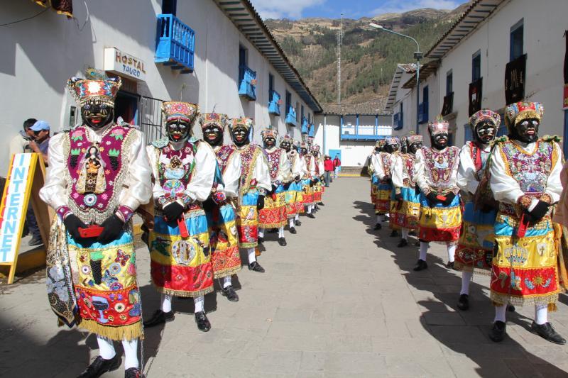 Paucartambo Festivity Tour