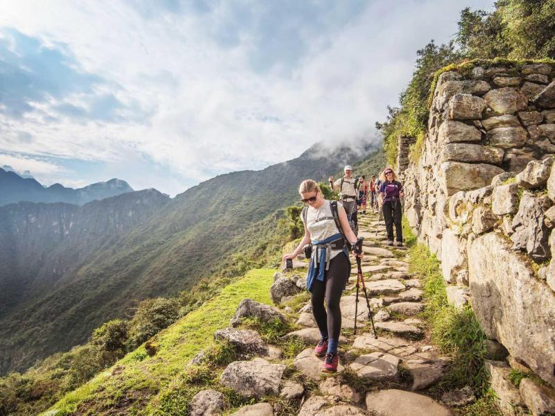 Short Inca Trail Package