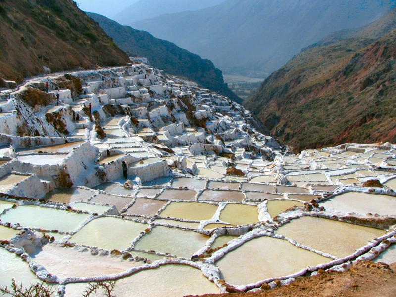 Pisac, Maras, Moray And Salineras Package
