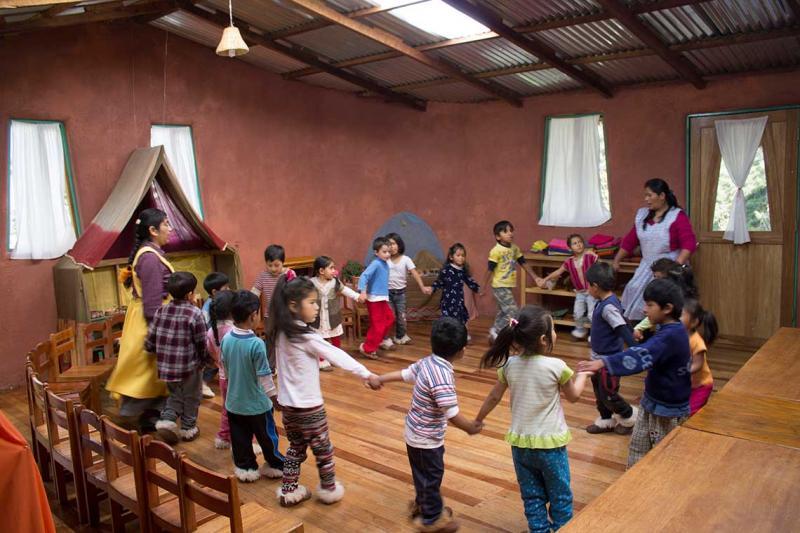 Cultural Interchange Kusi Kawsay And Kusiñan Tour