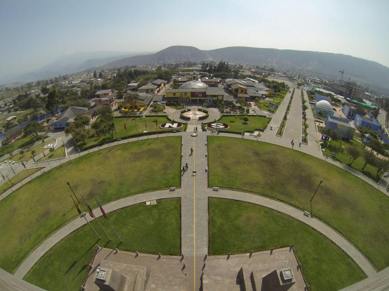 Private City Tour Quito - Mitad Del Mundo
