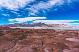 Trek And Mountaineering In The Atacama Desert
