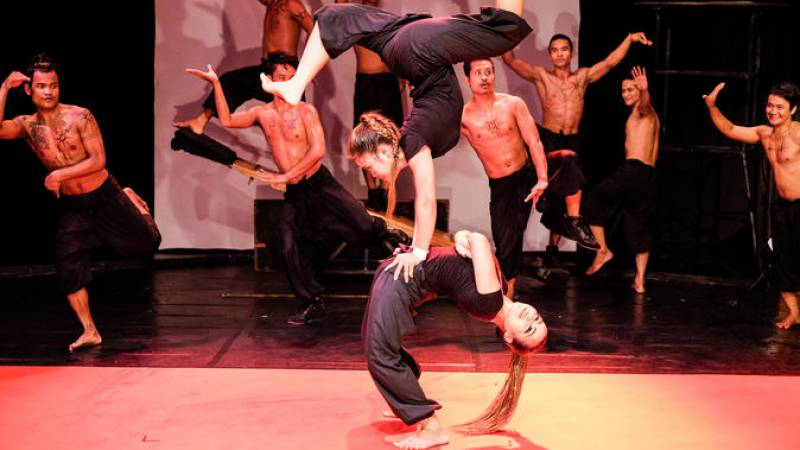 Phare, Cambodian Circus Performance Package