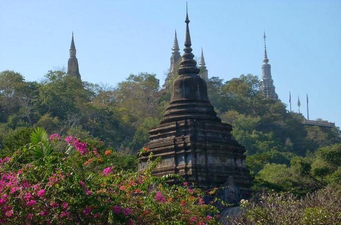 Full Day Tour Phnom Penh & Ou Dong Mountain Package