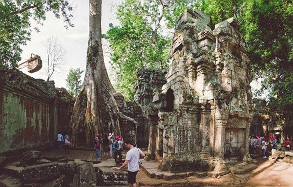 Poi Pet - Battambang - Siem Ream - Poi Pet 4 Days/ 3 Nights Package