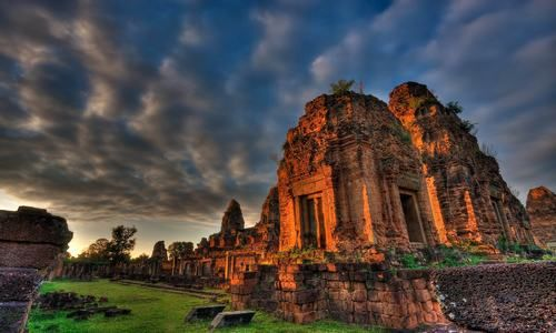 Adventure Angkor Tour