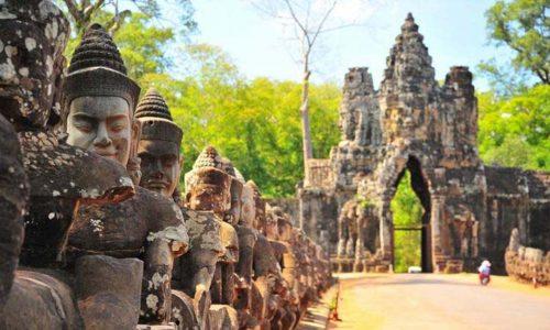 Cambodia Tour 9 Days