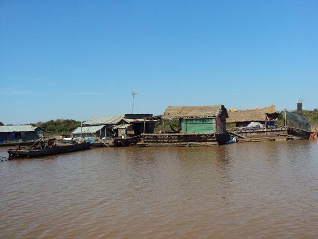 Siem Reap-Kompong Kleang Tour