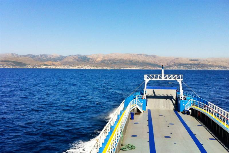 FROM CESME TO CHIOS Package