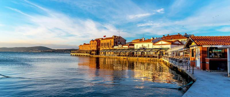From Ayvalik To Mytilene Package