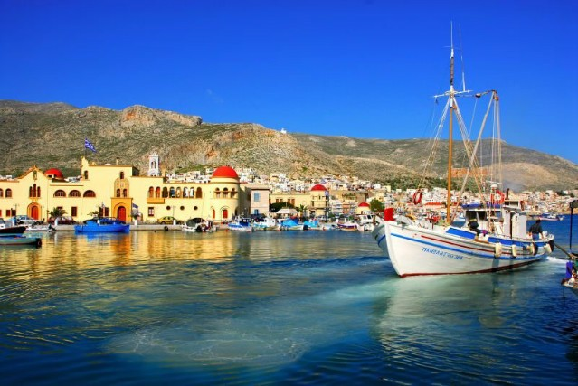 FROM BODRUM TO KALYMNOS Package