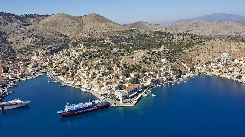 FROM BODRUM Or MARMARIS TO SYMI Package
