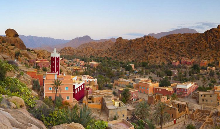 Discover The Authentic Moroccan Vellages In 9 Days Tour