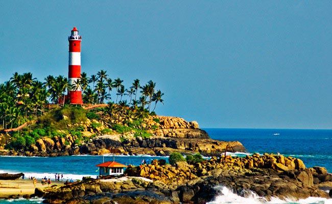 Trivandrum Kovalam Beach Tour