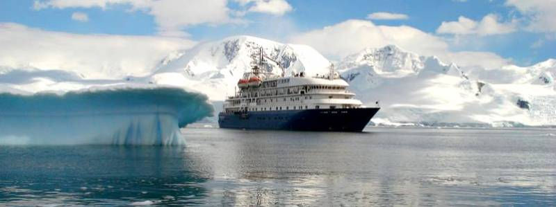 Cruise To Antarctica, South Georgia & The Falkland Islands Package