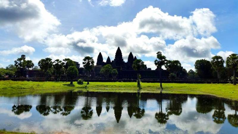 Angkor Wat & Beach Break Siem Reap – Phnom Penh – Sihanoukvile 06 Days/05 Nights Package