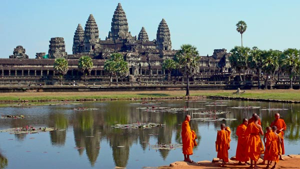 Thailand-angkor Wat Package Tour Package