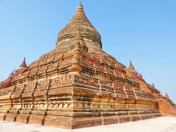 Myanmar Beach & City Tour 11 Days/10 Nights Package