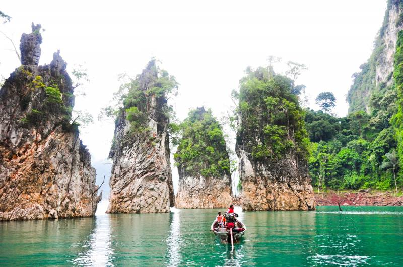 Khaosok National Park Package Tour