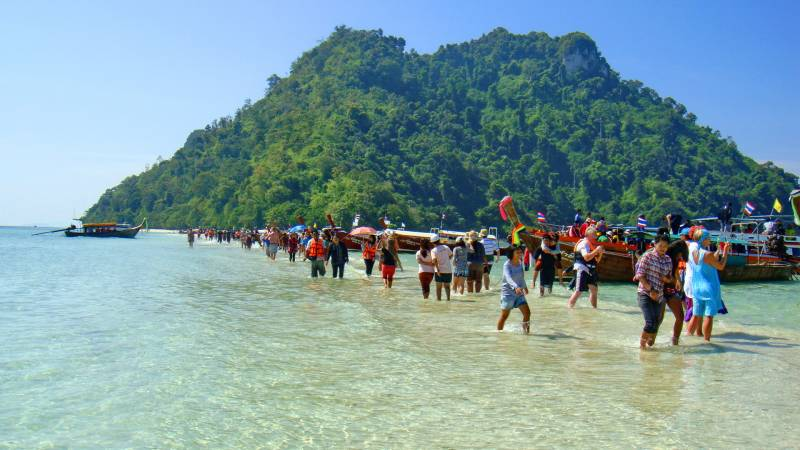 3 Days 2 Nights Railay Beach Package Tour