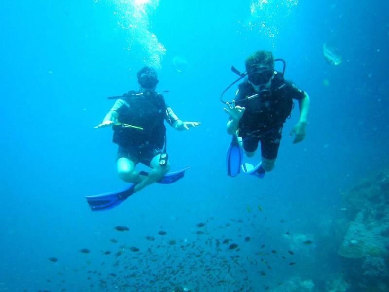 Scuba Diving Samui Trip  Package