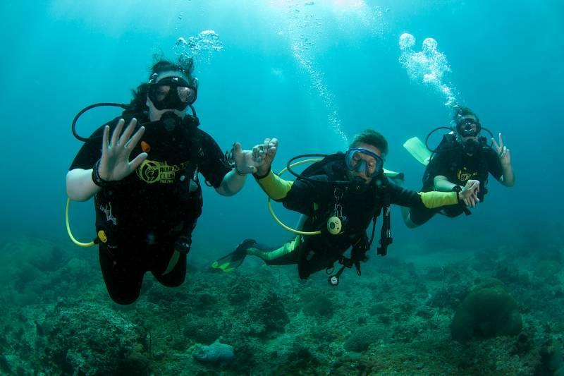 Scuba Diving Ao Nang Trip Package