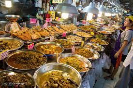 Bangkok Night Food Market Tour Package