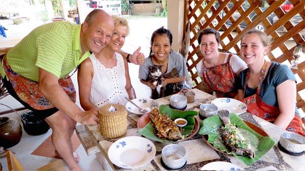 Baipai Thai Cooking School Tour Package
