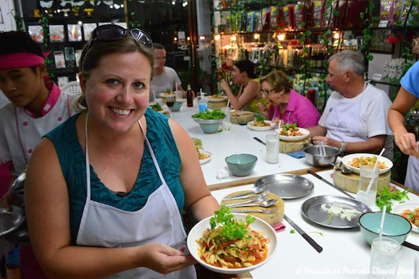 Suwannee Thai Cooking School Tour Package