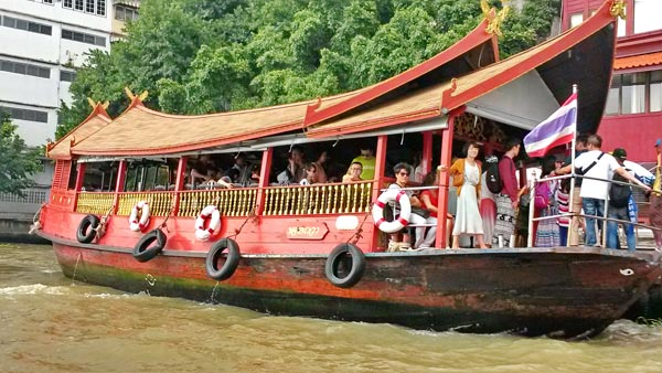Half Day Afternoon Canal Tour Package