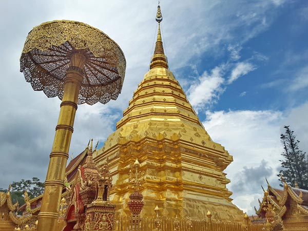 Half Day Doi Suthep & Moe Hill Tribe Village Tour Package