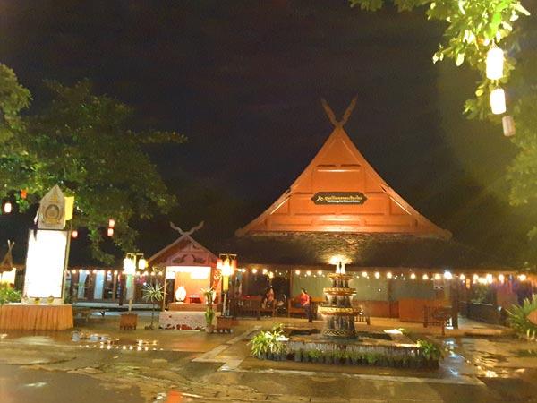 Chiang Mai Khantoke Lanna Kingdom Dinner & Show Tour Package