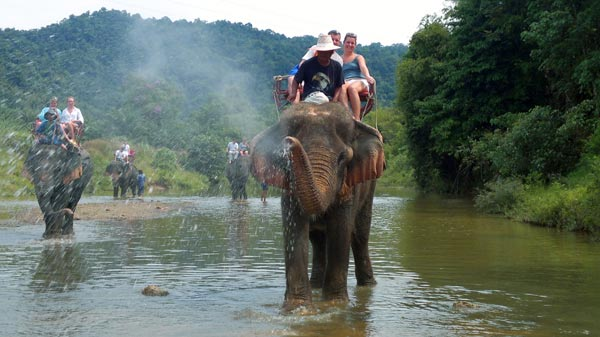 Phuket Safari Tour 4 In 1 With Lunch Cruise Package