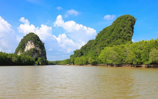 Half Day Krabi Cycling Tour Package