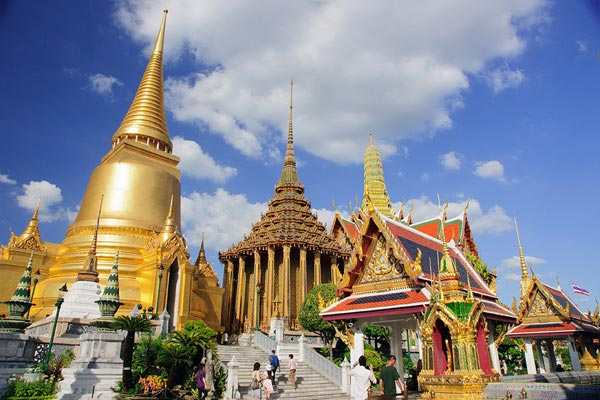 Exploring Central Of Thailand Package