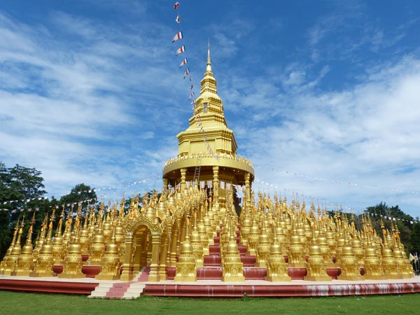 09 Days 08 Nights Exploring Plus Central Of Thailand Package Tour