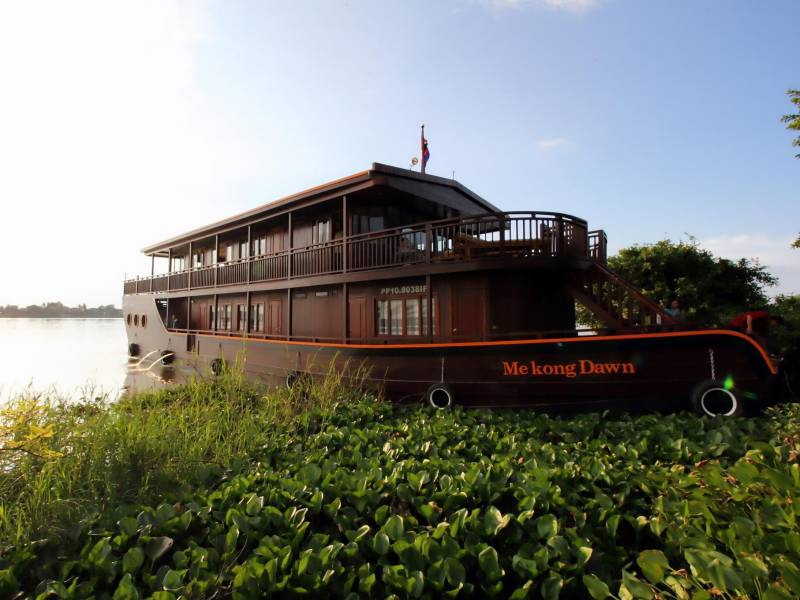 3 Nights Aqua Mekong Cruise Tour