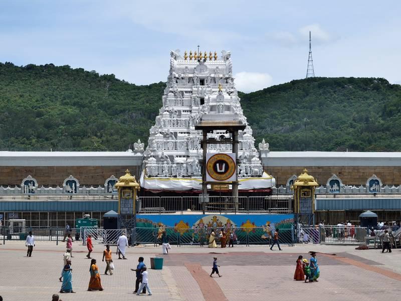 Tirupati Package From Chennai Tour
