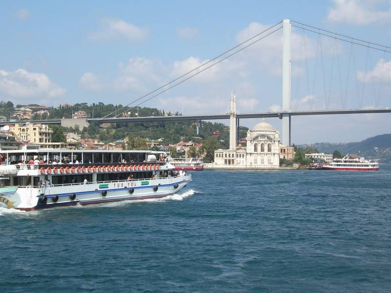 Cruise On The Bosphorus & Asia Full Day Tour