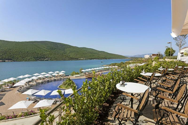 Drive Along The Bays Of Bodrum